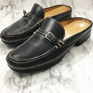 Cole Haan Classic Loafer Style Mules